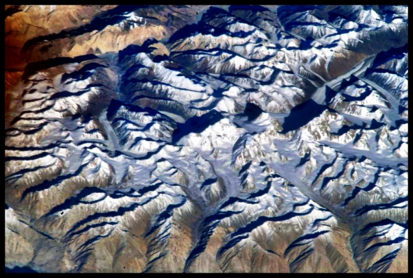 Mt. Everest from Space