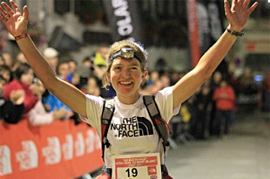 lizzy hawker wins UTMB