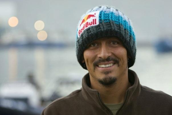 Ramon Navarro, surfer
