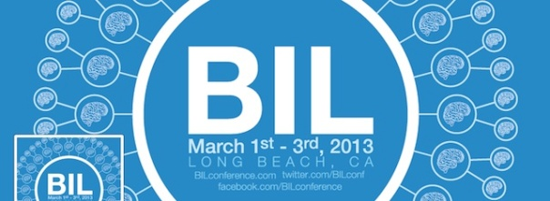 The BIL Conference is the red-headed step child to the TED Talks.